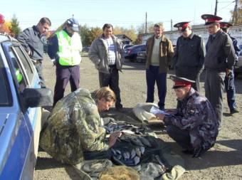 Ловить браконьеров в коми будет охотничий надзор и контроль