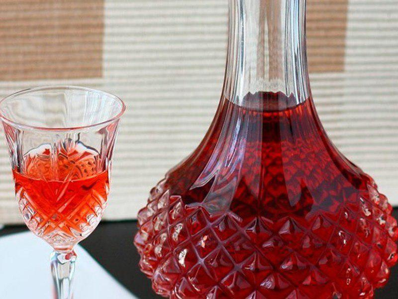 Вино вишни рецепты фото