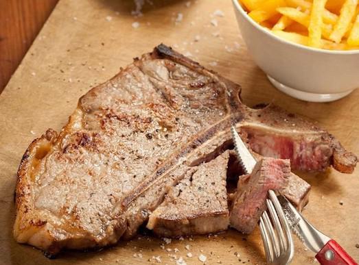 Как приготовить антрекот из мяса