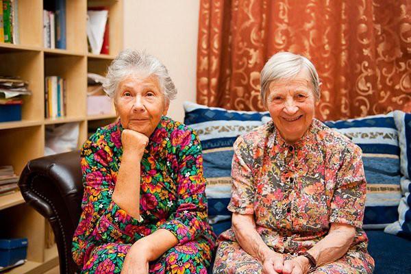 домашний ескс с бабушкой