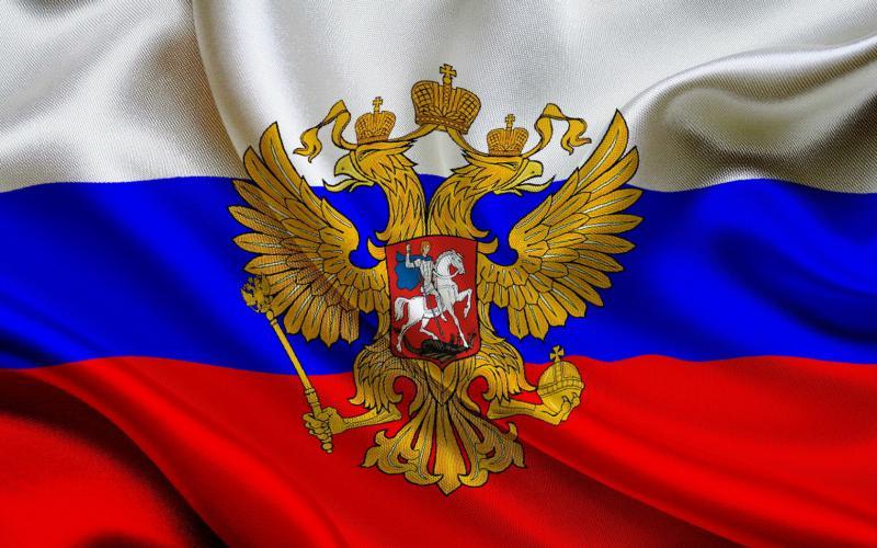 скачать заставку на телефон герб россии № 34312 бесплатно