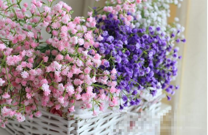 Цветов екатеринбурге, мелкие цветочки в букете как называются