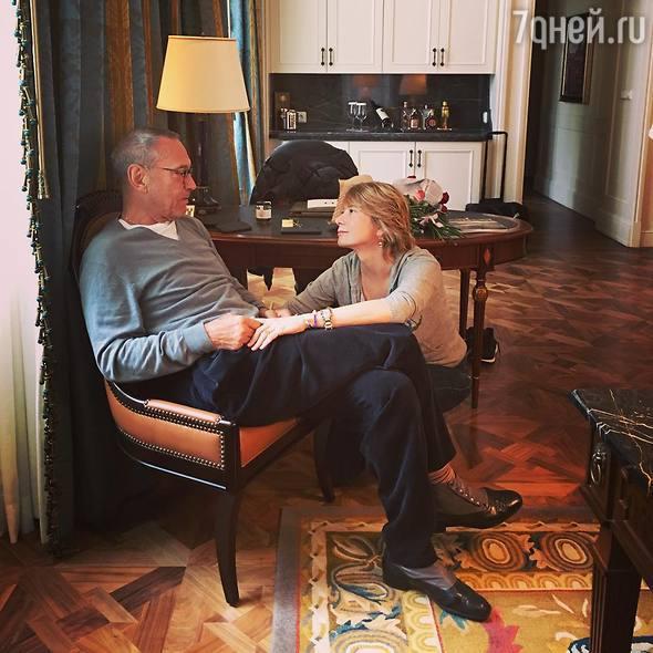 Юлия Высоцкая откровенно рассказала о состоянии дочери
