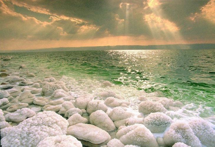 Мертвое море на новый год погода