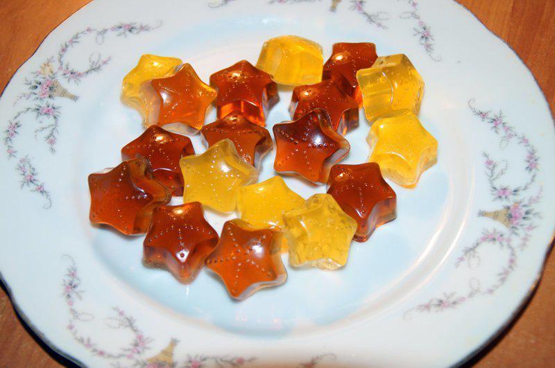 Рецепт желейных конфет в домашних условиях 366