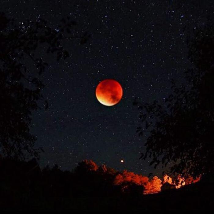 кровавое затмение луны картинки обвинили